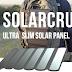 SolarCru Smallest Lightest Foldable Solar Panel
