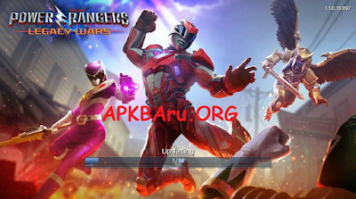 Power Rangers Legacy Wars Mod Apk Terbaru (Full Unlocked+Unlimited Money)