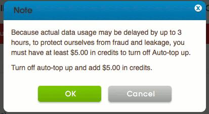 FreedomPop Raises Minimum Auto-top Up to $15, Wants $5 to
