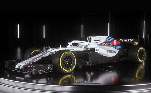 Williams FW41 Fórmula 1 2018