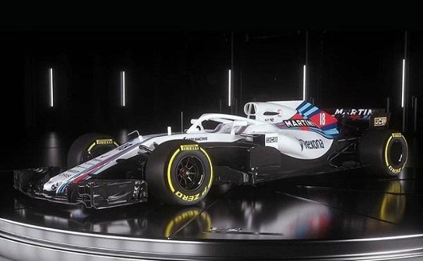 Williams FW41 Fórmula 1 2018