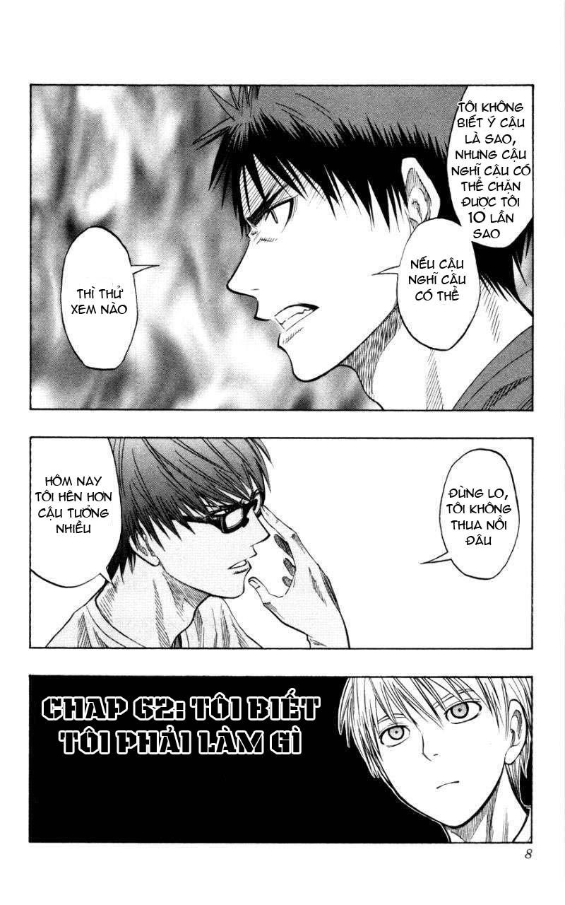 Kuroko No Basket chap 062 trang 4