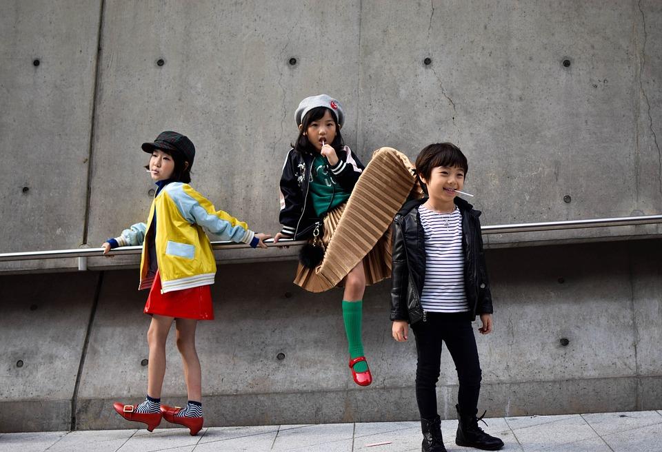 Tips Memilih Baju Anak Laki-laki dan Perempuan