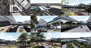 LOOK: Design sketches of soon-to-be-built MRT-LRT Common Station, WOW!