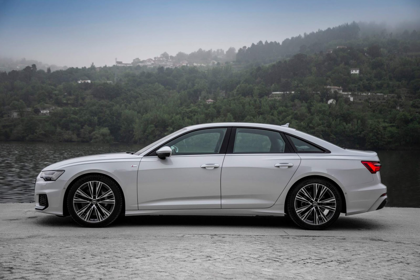 Audi A6 2019 Lancado No Brasil No Salao De Sao Paulo Car Blog Br