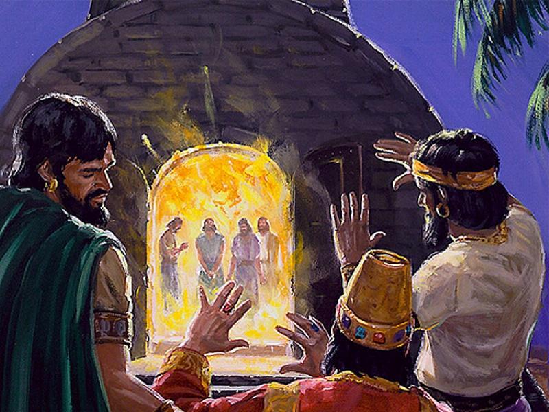 BIBLE PEOPLE: MISHAEL