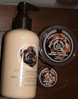 The Body Shop: Chocomania ~ #Review
