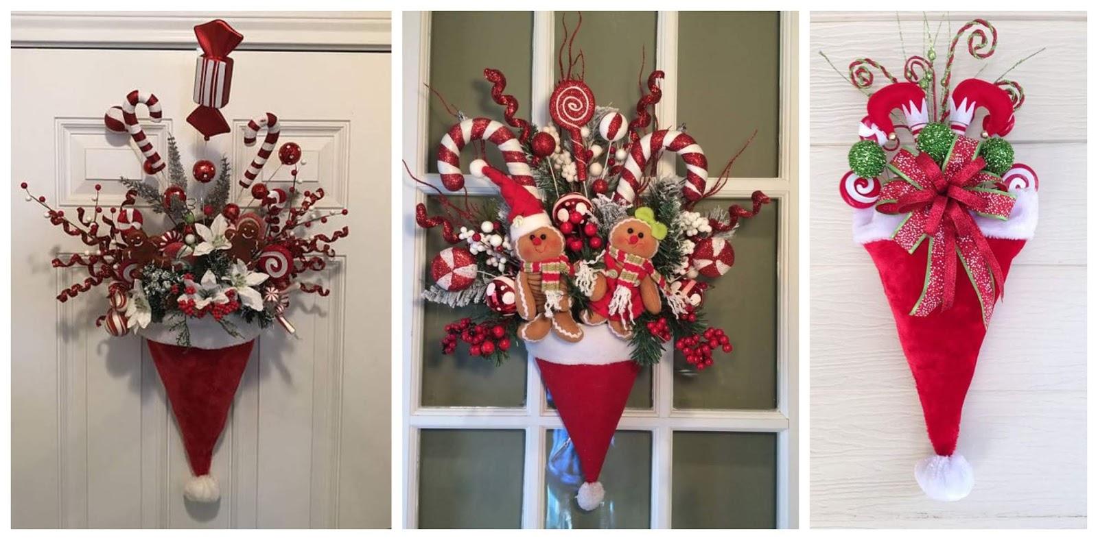 Cositasconmesh for Adornos de navidad para hacer en casa