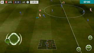 FTS 15 Mod FIFA 16 v1 by Hadi Suhendra for Android