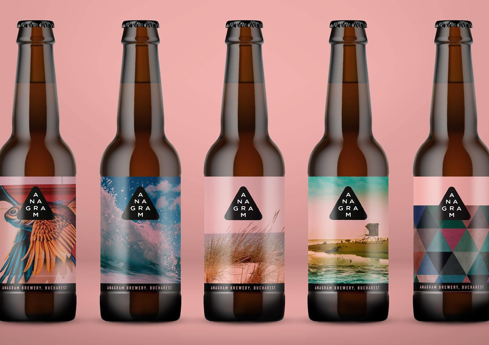 Anagram Brewery On Packaging Of The World Creative