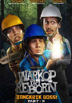 Download Flm Warkop DKI Reborn: Jangkrik Boss! Part 2