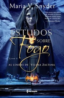 As Lendas de Yelena Zaltana - Maria V. Snyder