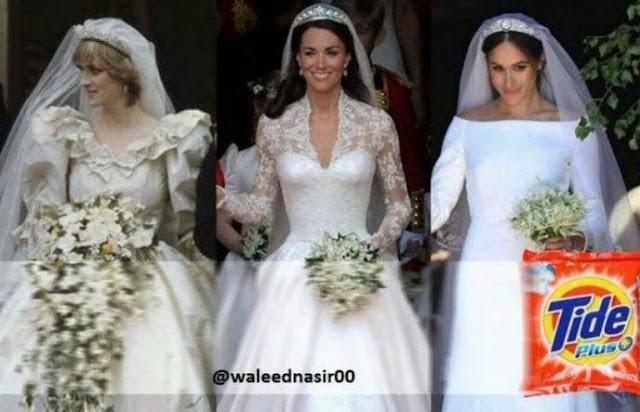 Приколы со свадьбы принца Гарри и Меган Маркл: Самые забавные моменты