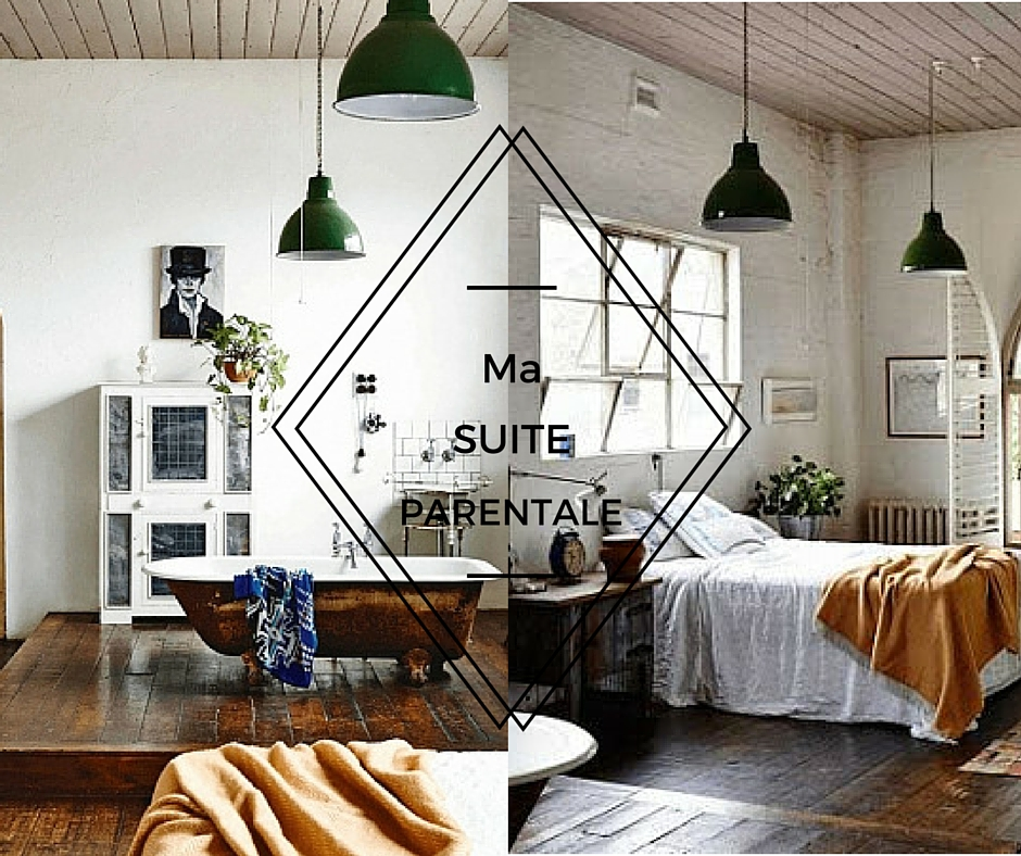 ma suite parentale soo deco. Black Bedroom Furniture Sets. Home Design Ideas