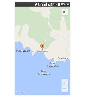 Download Gratis Peta Wisata Gunung Kidul Berbasis Android ...