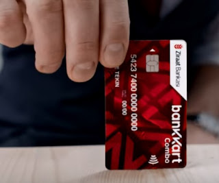bankkart combo kart