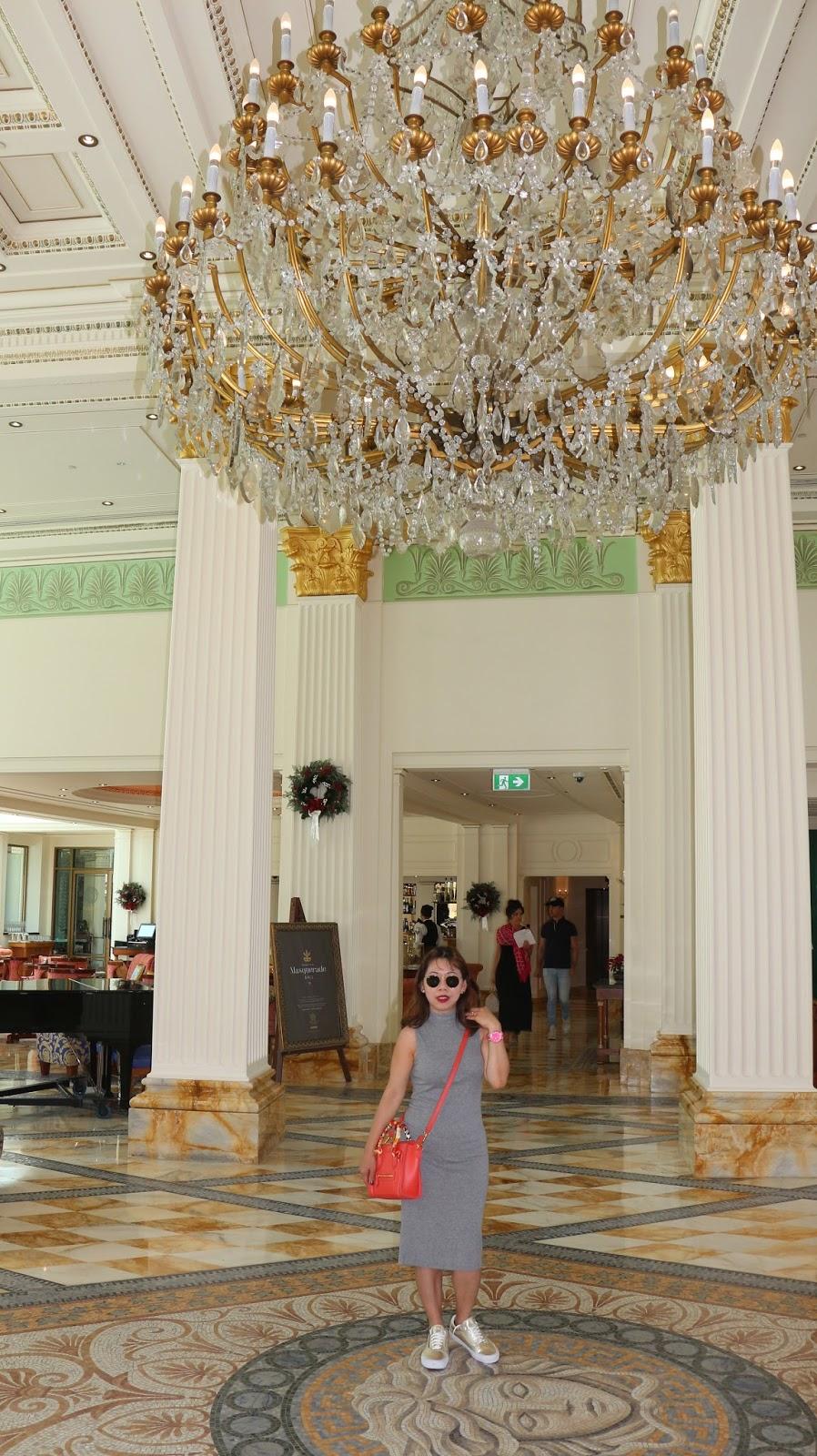 Palazzo Versace Gold Coast blog