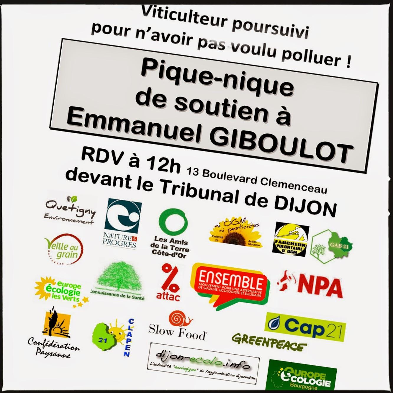 Chez les politiciens de l écologie, les greenwashés de circonstance  (pléonasme) et les fétichistes du vert, on exulte! La cour d appel de Dijon  a relaxé  ... 59d71ab8882