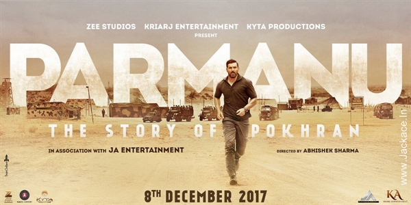 Parmanu The Story Of Pokhran First Look Poster 2