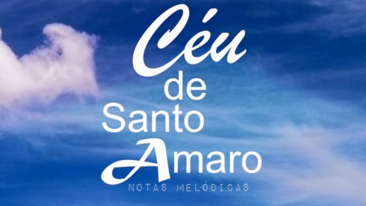 Céu de Santo Amaro - Flávio Venturini - Cifra melódica