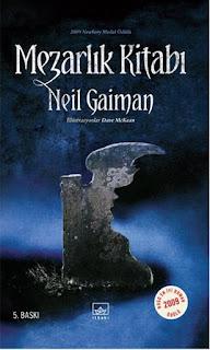 Neil Gaiman - Mezarlık Kitabı