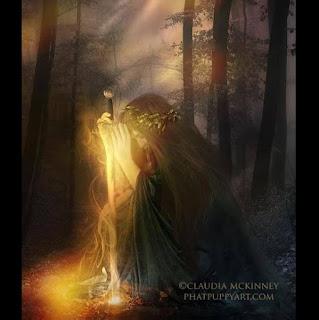 The Sword of Light by Deborah Waldron Fry
