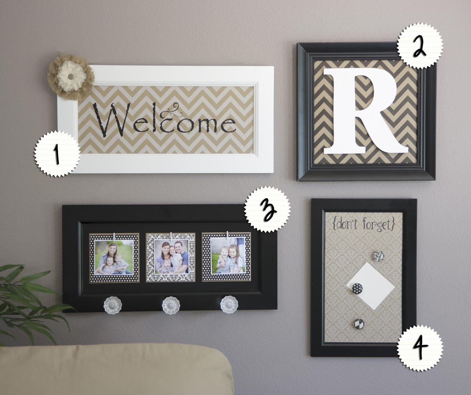 Photo Frames For Home Decor: Craft Warehouse Blog