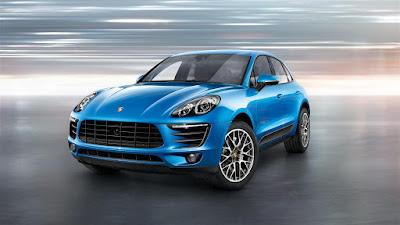 2016 Porsche Macan S Hd Images