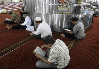 Kegiatan yang dapat di lakukan di bulan ramadhan
