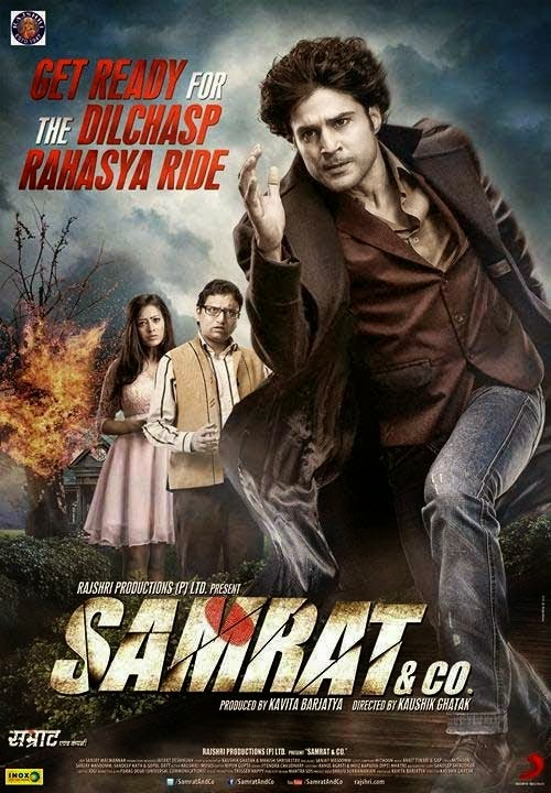Samrat & Co 2014 PreDVDRip 700mb Download Watch