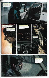 "Cómic: Reseña de ""N de Stephen King"" de Marc Guggenheim y Alex Maleev - Panini Comics"