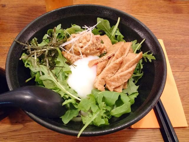 Le Chameau Bleu - Restaurant Japonais Paris Udon et Porc haché au miso