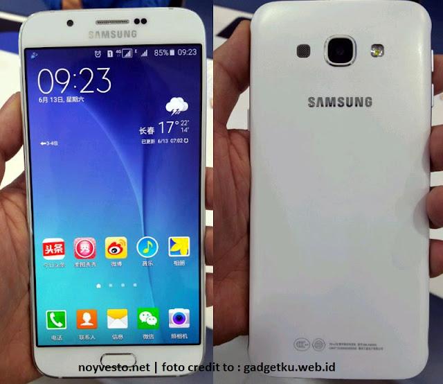Samsung Galaxy A8 harga