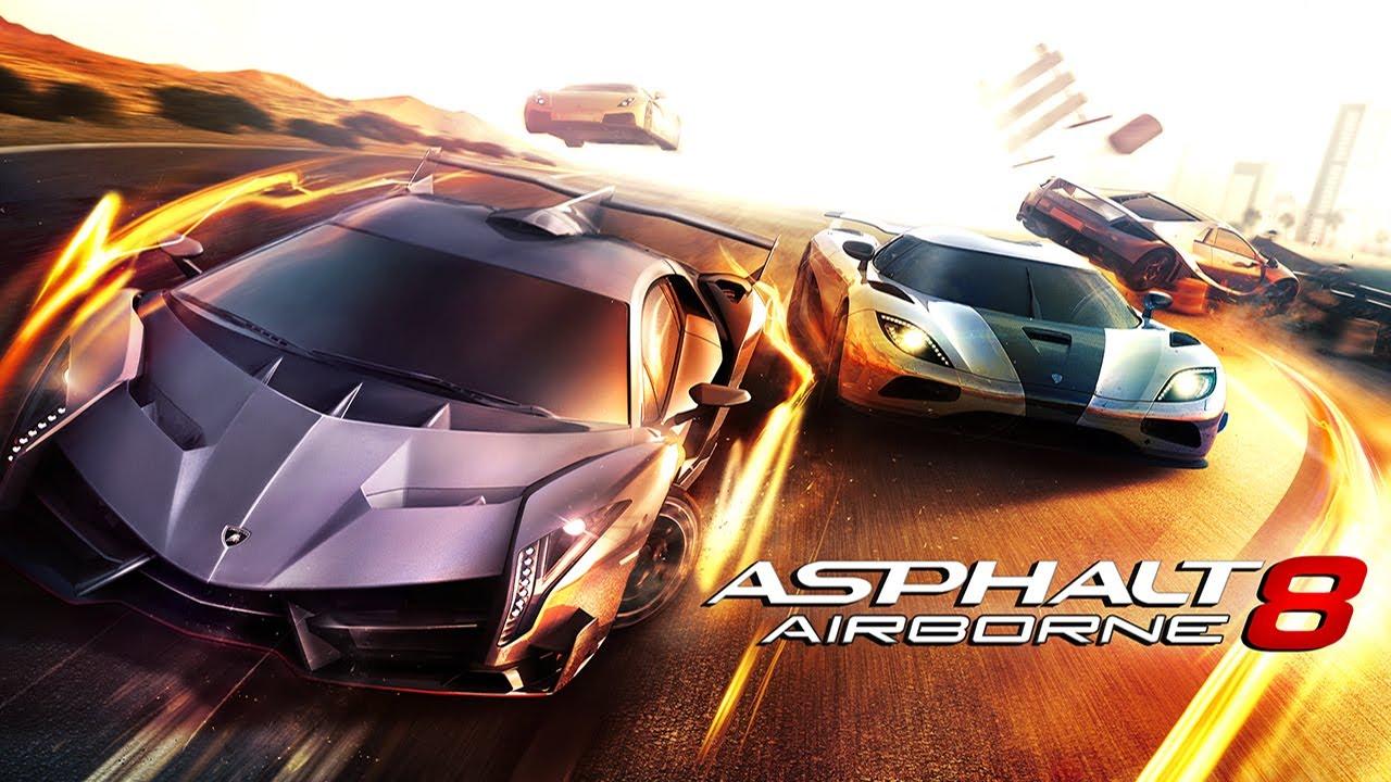 Descargar el increible juego de Asphalt 8 Airborne