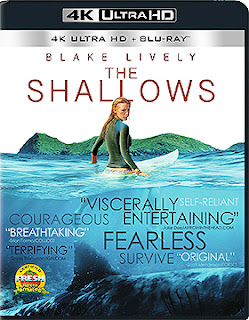 DVD & Blu-ray Release Report, The Shallows, Ralph Tribbey