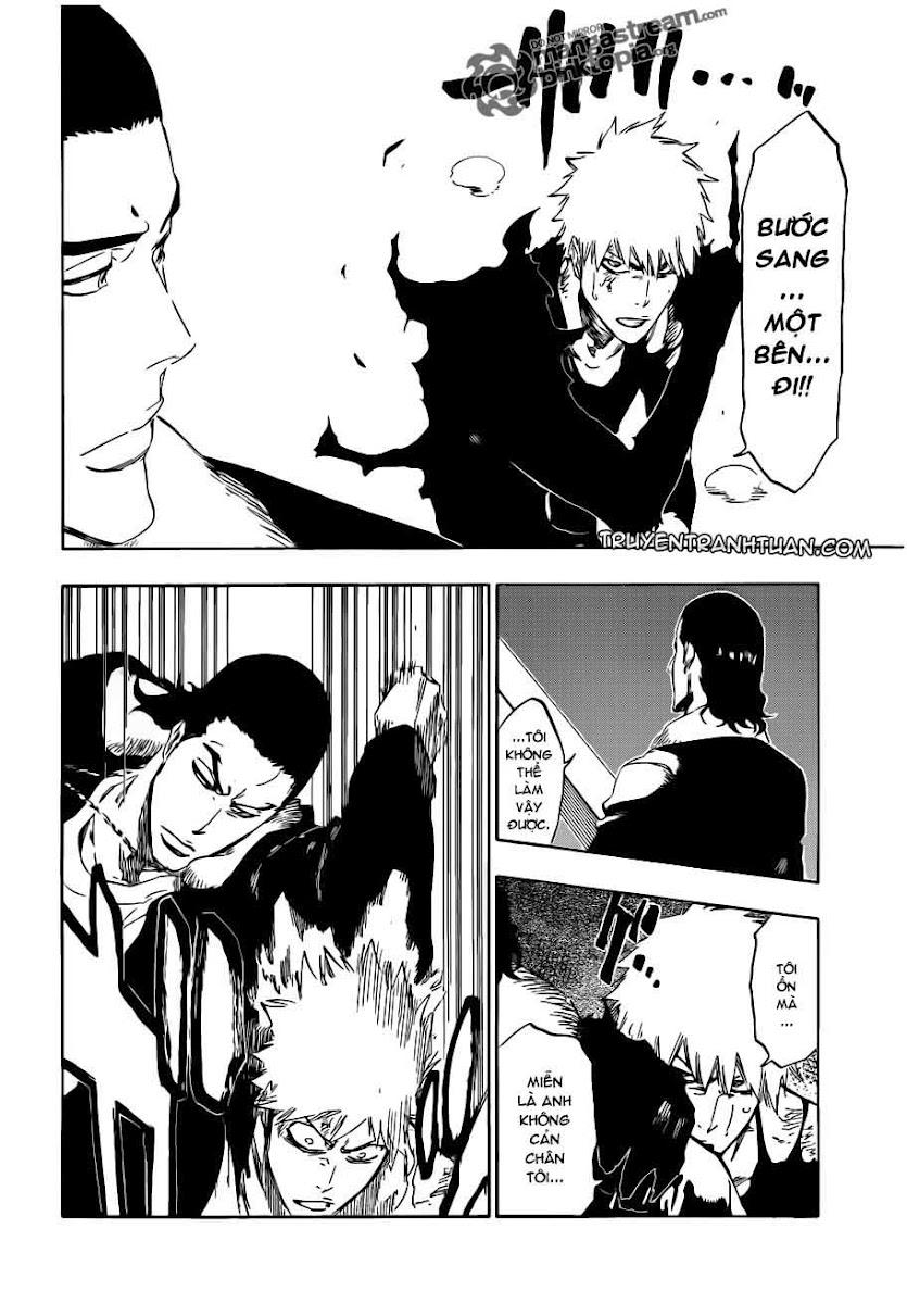 Bleach chapter 446 trang 4
