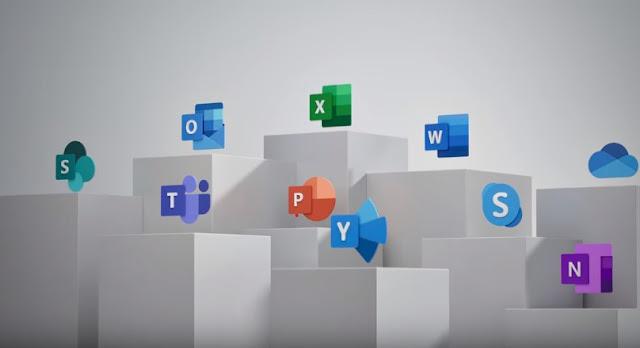 Microsoft Office Memiliki Ikon Baru yang Lebih Bersih, Yuk Analisis!
