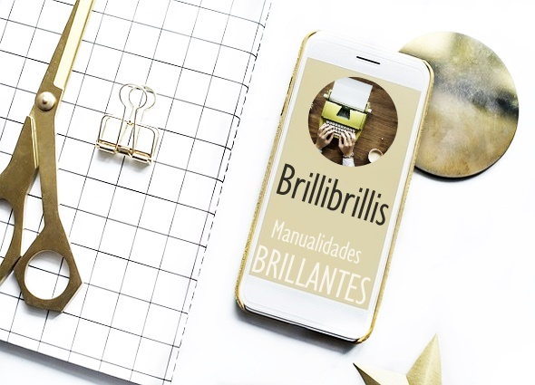 manualidades, brillibrillis, diys brillantes