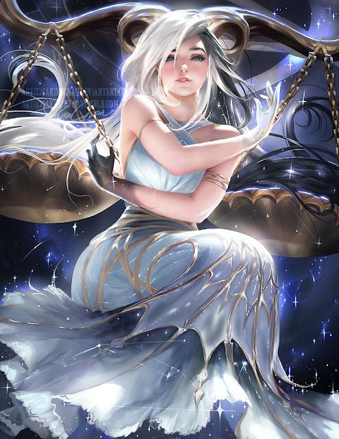 Ảnh đẹp cung Thiên Bình, hình ảnh đẹp về cung Thiên Bình