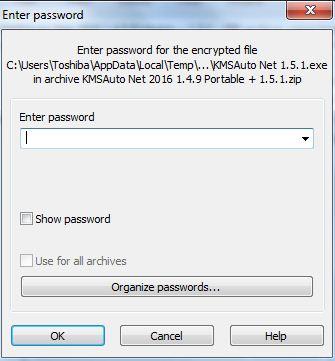 kmsauto net.exe password