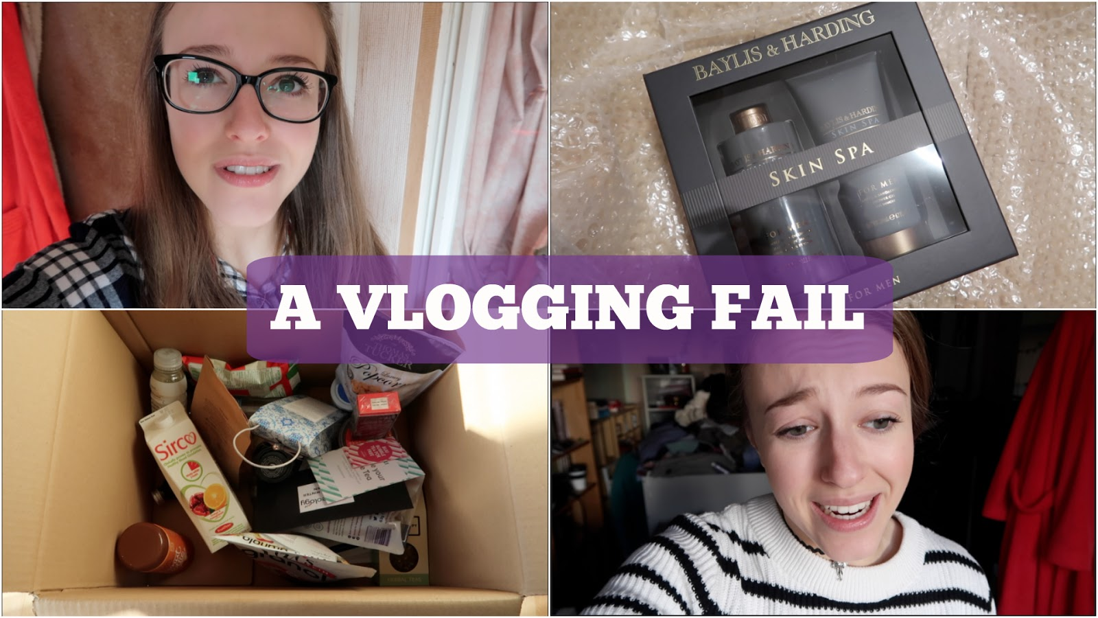 The Weekly Vlog: A Vlogging Fail