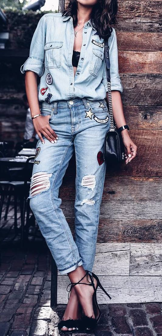 denim style perfection