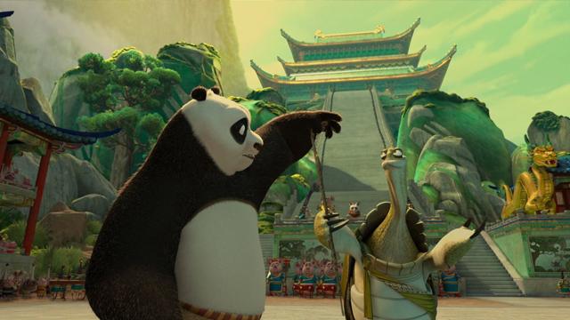 Κουνγκ Φου Πάντα (2008)