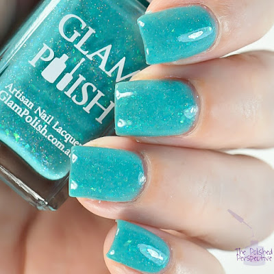 glam polish making a splash
