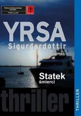 Yrsa Sigurđardóttir, Statek śmierci