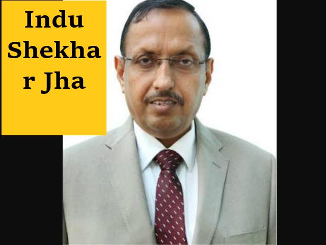 Indu Shekhar Jha became Member of CERC
