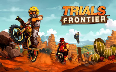 Download Game Android Gratis Trials Frontier apk + obb