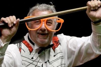 John Virgo Snooker Loopy