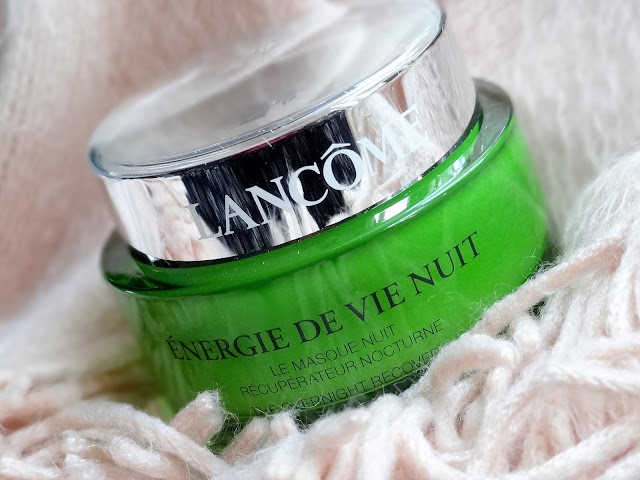 Lancome Energie De Vie Nuit - The Overnight Recovery Mask