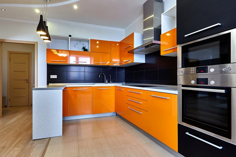 5 important guidelines for kitchen cabinets installation